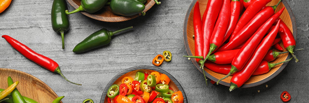5 Health Benefits of Spicy Foods
