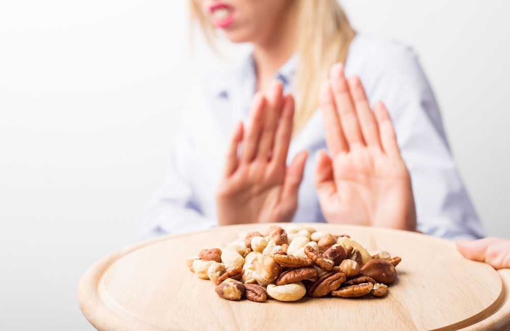 Dealing With Food Allergies And Intolerances